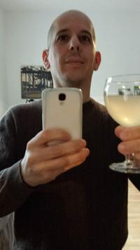 Selfie des Juryvorsitzenden